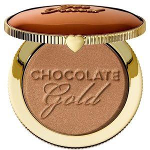 🆕❤️HOST PICK❤️Too Faced Chocolate gold bronzer